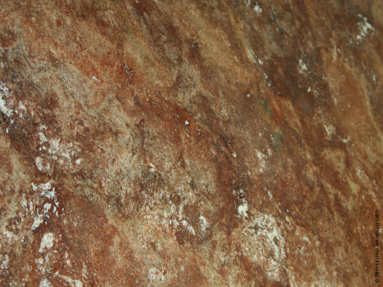 Productos travertinos marmoles travertinos piedra for Marmol travertino rojo